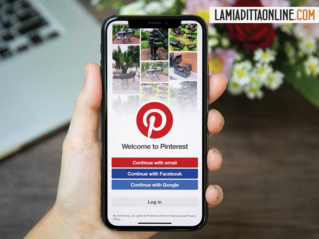 Pinterest scommette sull'e-commerce con Pinterest Shop.