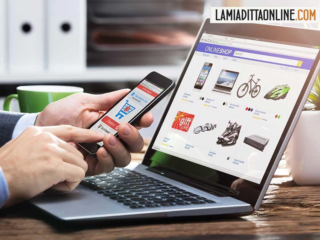 Settembre 2019: boom delle vendite online