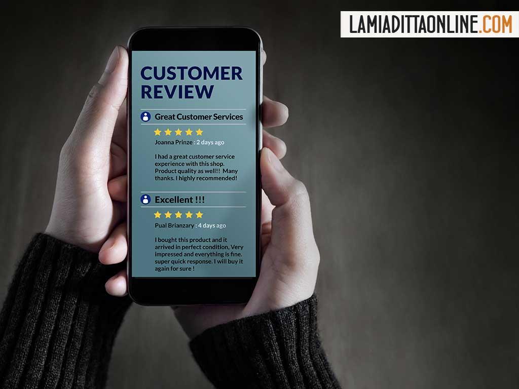 Quanto sono affidabili le recensioni online?