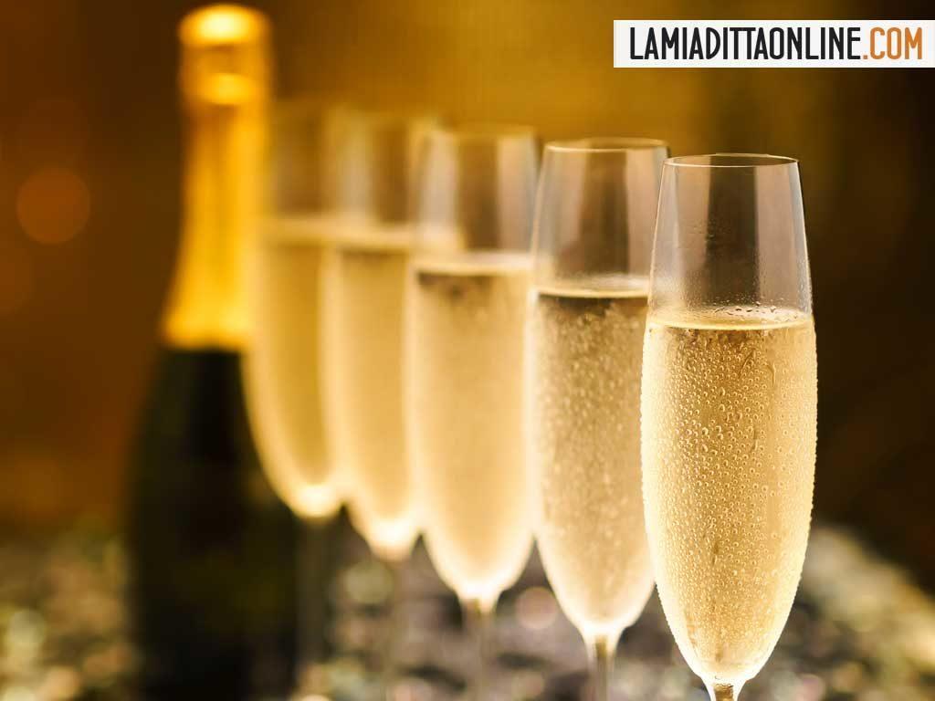 Differenze tra Champagne, Prosecco e Spumante