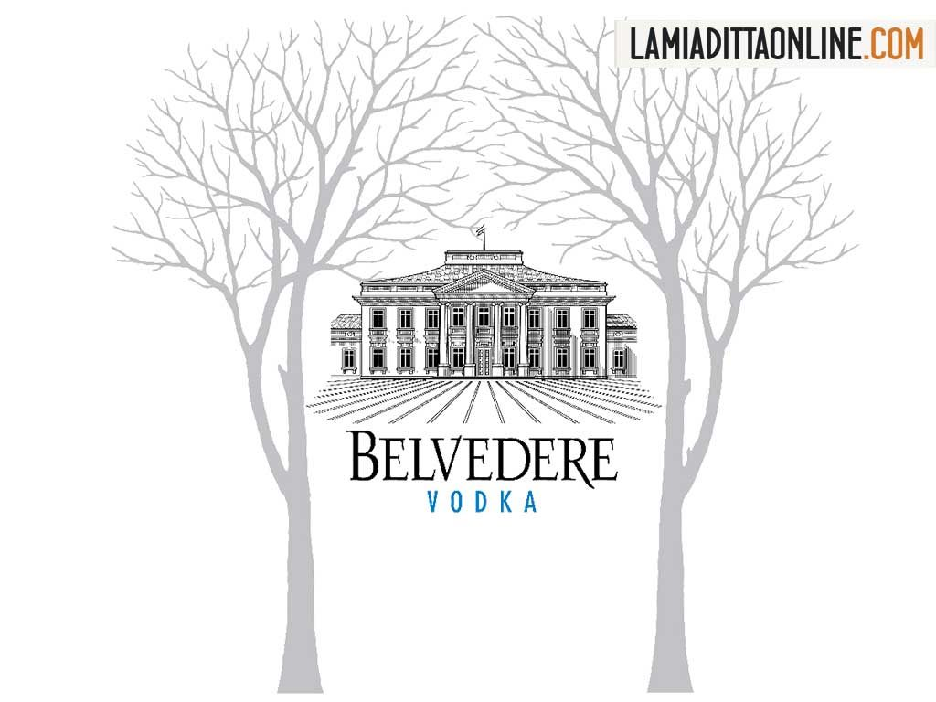 Vodka Belvedere 007 Spectre